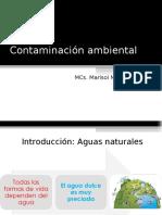 SESION 1 CONTAMINACIÓN AMBIENTAL