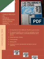 LAS PALABRAS Y LAS COSAS.pptx