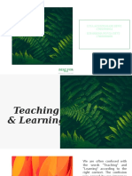 Teaching & Learning.pptx