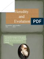 Heredity & Evolution