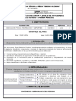 G9 - GUIA DIDACTICA FLEXIBLE 1ER PERIODO 2020