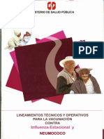 LINEAMIENTOS TÉCNICOS OPERATIVOS PARA LA VACUNACIÓN CONTRA LA INFLUENZA ESTACIONAL Y NEUMOCOCO DE.pdf