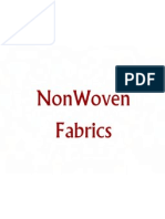 15 Nonwoven Fabrics