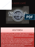 HARD ROCK CAFÉ PRESENTACION EN POWER
