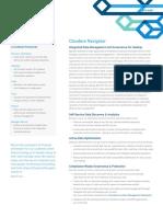 Cloudera-datasheet
