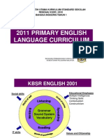 English Kssr Overview