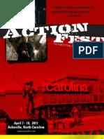 ActionFest 2011 Sponsorship EPK
