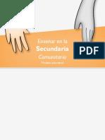 ENSEÑAR EN LA SECUNDARIA COMUNITARIA.pdf