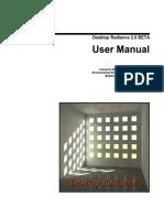 Desktop Radiance 2.0 BETA User Manual