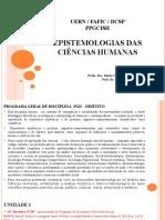 PPGCISH Aulas Epistemologias 07.05.2020
