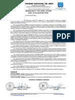RCO N° 136-2020-CO-UNJ  APROBAR LA REPROGRAMACION DEL CALENDARIO ACADEMICO DEL SEMESTRE 2020-I.pdf