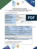 Guía de actividades y rúbrica de evaluación - Fase 6 - Desarrollar un producto a partir de subproductos y residuos agroalimentarios (1)