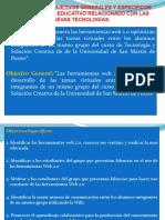 Tarea N.3 Redacción de Objetivos de un Proyecto.pptx