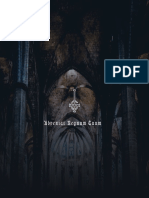 PORTAFOLIO RITUAL GHOST TRIBUTE - COLOMBIA