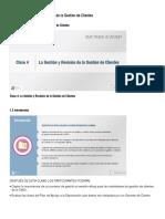 Copia PDF Clase 4_ La Gestión y Revisión de la Gestión de Clientes