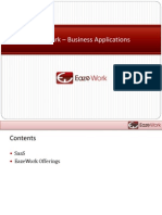 EazeWork Corporate Presentation
