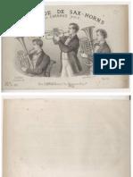 Carnaud - (1863) Méthode de Sax-Horns
