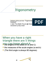 Trigonometry Power Point