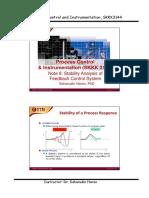 skkk3144-note8-stability analysis of feedback control system