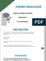 Traumatismo vascular (1)