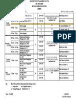 Mid Term Examination Schedule_Term-III_56th Batch