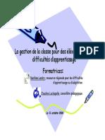 La_gestion_de_la_classe_adaptee
