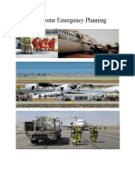 assignment on aerodrome emergency planning