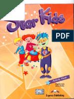 Star Kids 3 work book
