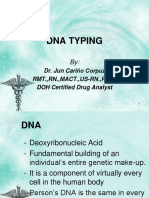 CHAPTER XI.  DNA TYPING