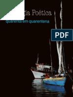 ANTOLOGIA POÉTICA QUARENTA EM QUARENTENA(1)