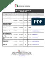 UAE Company list.pdf