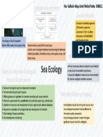 Sea Ecology Presentation