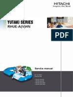 Hitachi-YUTAKI-SERIES-Heat-pump-Datasheet