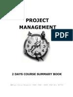 Panasian Group Training Summary Booklet 2019
