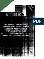 EFC Publication 16 (Ed 2)