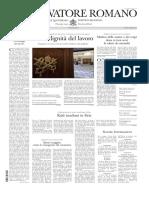 Osservatore Romano - 07 maggio 2020