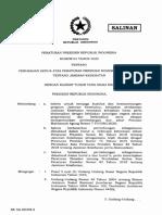 Permen No.64 Th. 2020 Perubahan atas PERPRES Np0. 82 Th.2018 Tentang Jaminan Kesehatan.pdf