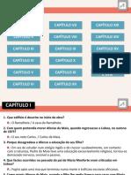 """Questionário """"Os Maias"""" pdf"""