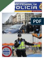 Revista Unión Federal de Policía (UFP) Nº 95.