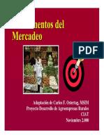 FUNDAMENTOS DEL MERCADEO
