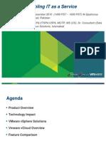 VMware Seminar Proceedings