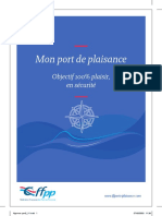Guide du port de plaisance de Frontignan
