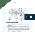 Mecanica AIWA 3CDS