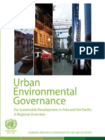 Urban Environment Governance - 9789211204490-9211204496
