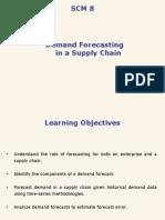 Forecasting  method 2