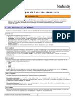Analyse sensorielle PDF