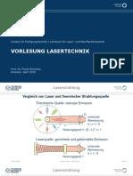 LT2020 - 03 Laserresonator