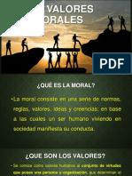 TEMA05-LOS VALORES MORALES
