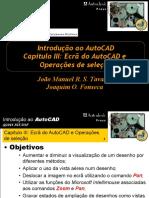 autocad III