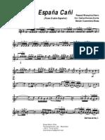 España Cañi - Trumpet in Bb.pdf